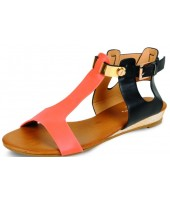 Gladiator Lunar Orange Gladiator Sandal JLH610